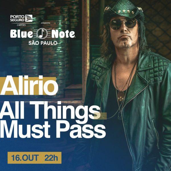 Alirio Blue Note Sp1