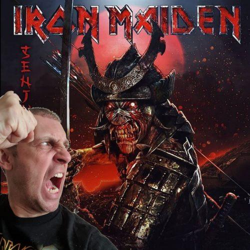 Bruno Sutter Iron Maiden