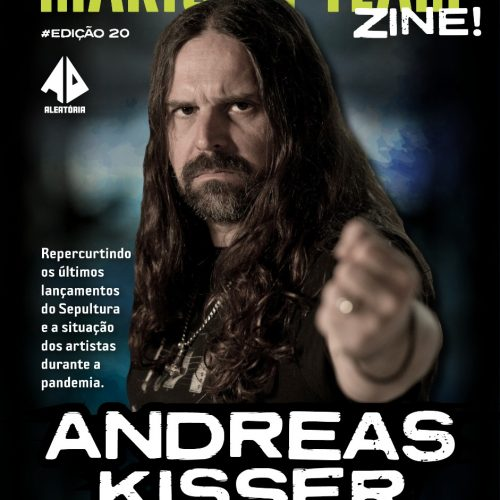 Mariutti Team Zine Andreas Kisser